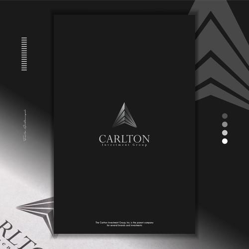 Carlton Investment Group Logo Concept