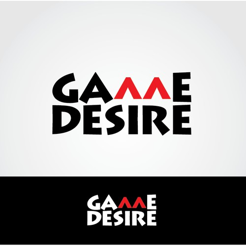 Logo Concept for Game Desire