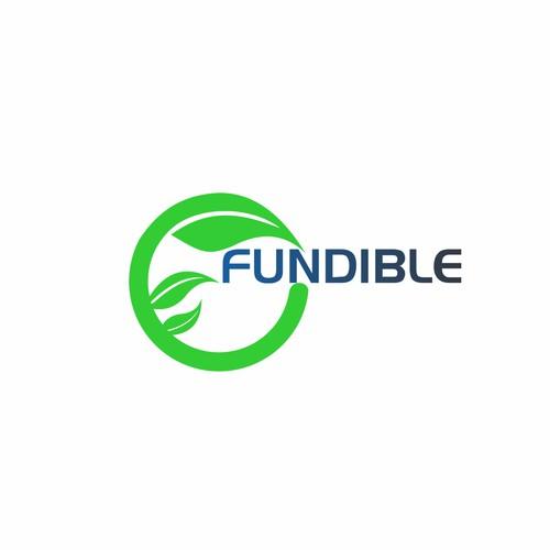 Fundible logo design