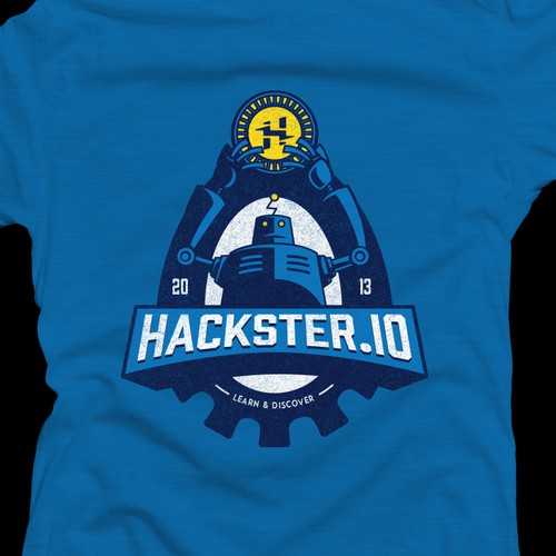 TSHIRT ARTWORK for HACKSTER I.O