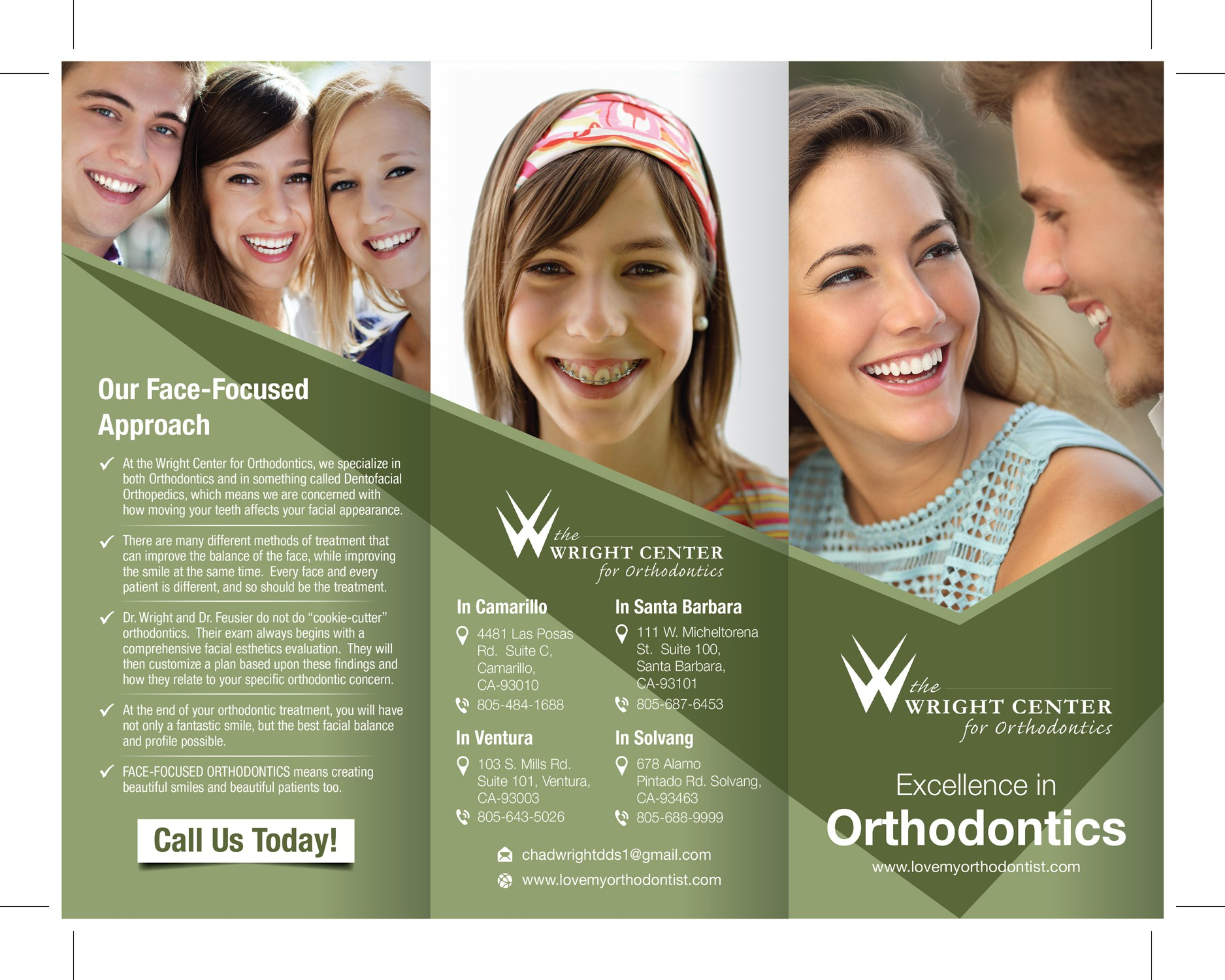 Create an Awesome Orthodontic Pamphlet