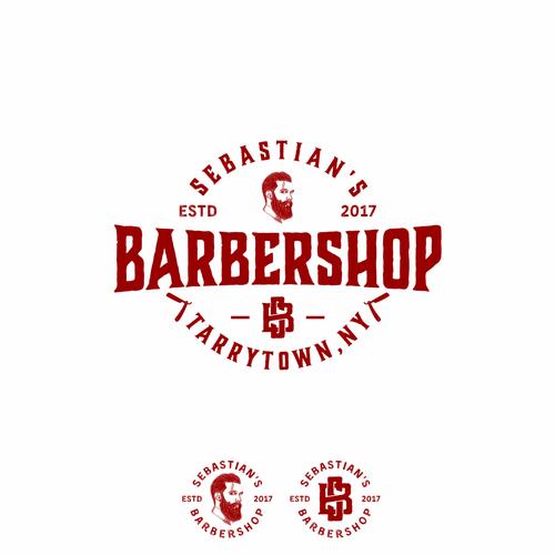 New Barbershop alternative logo