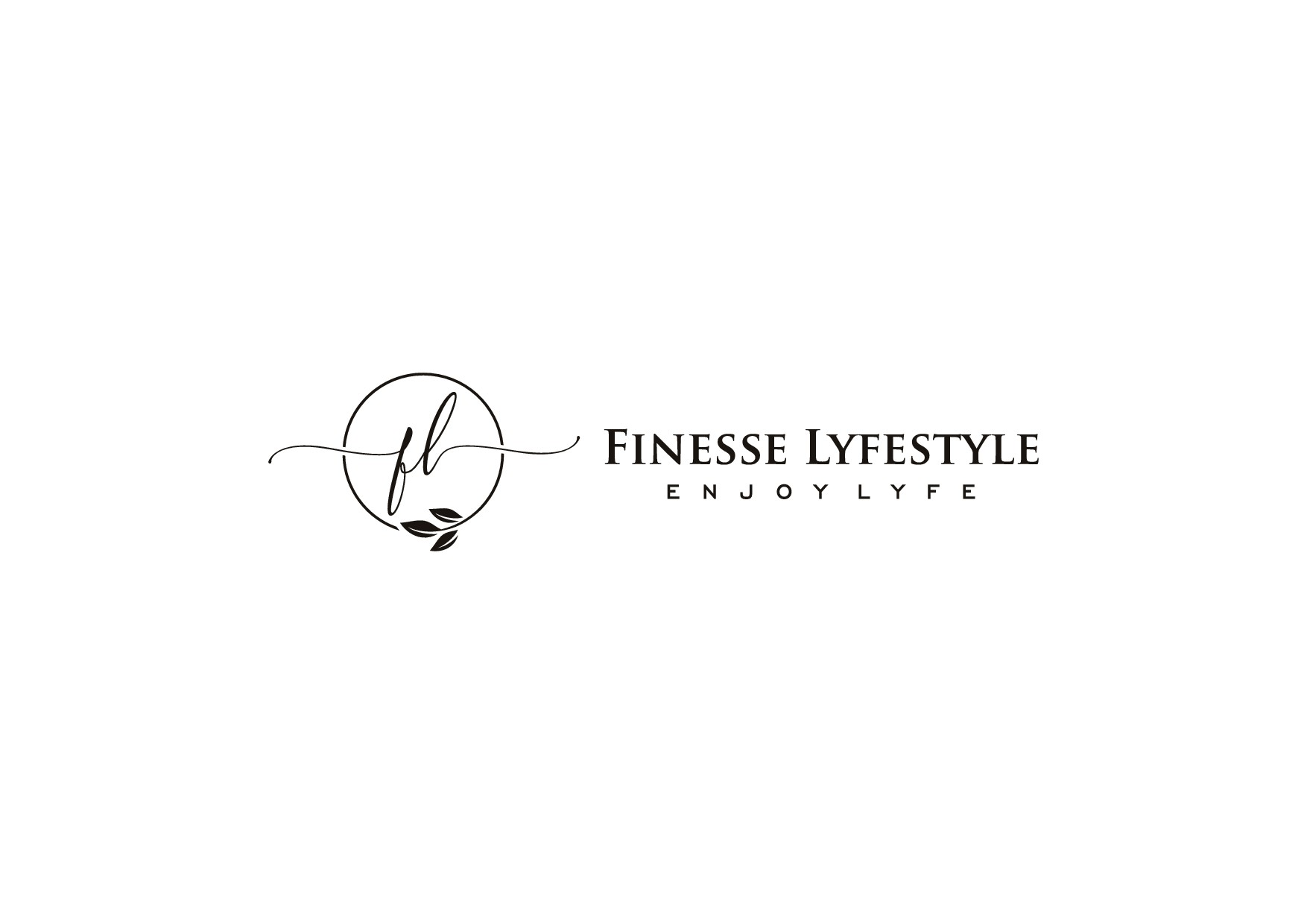 Finesse Lyfestyle needs a logo with some finesse. Online Organic Store.
