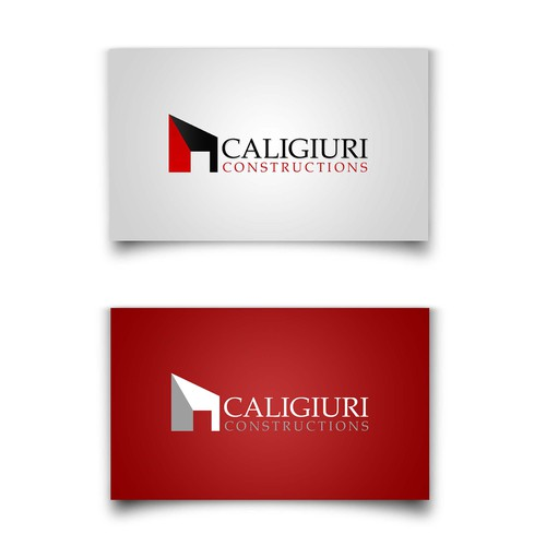 Caligiuri Constructions needs a new logo and business card