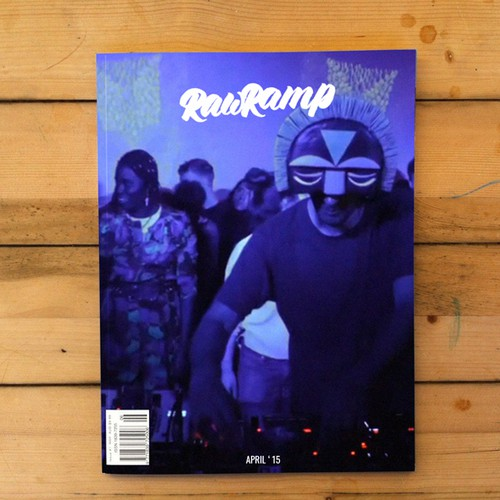 Create a logo for Raw Ramp Music Magazine