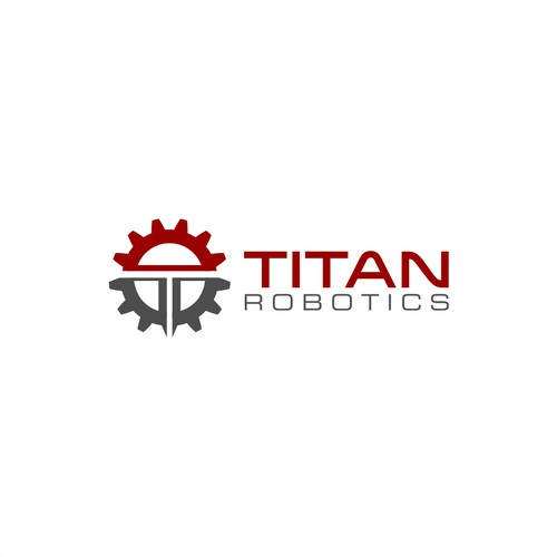 Robotic startup Titan Robotics Inc. needs a strong logo