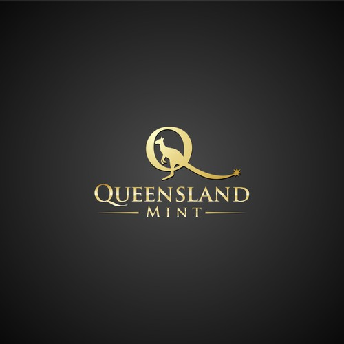 Create the next logo for Queensland Mint