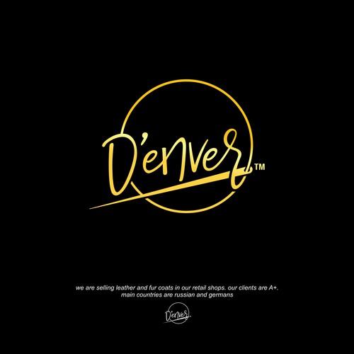 D'enver logo design