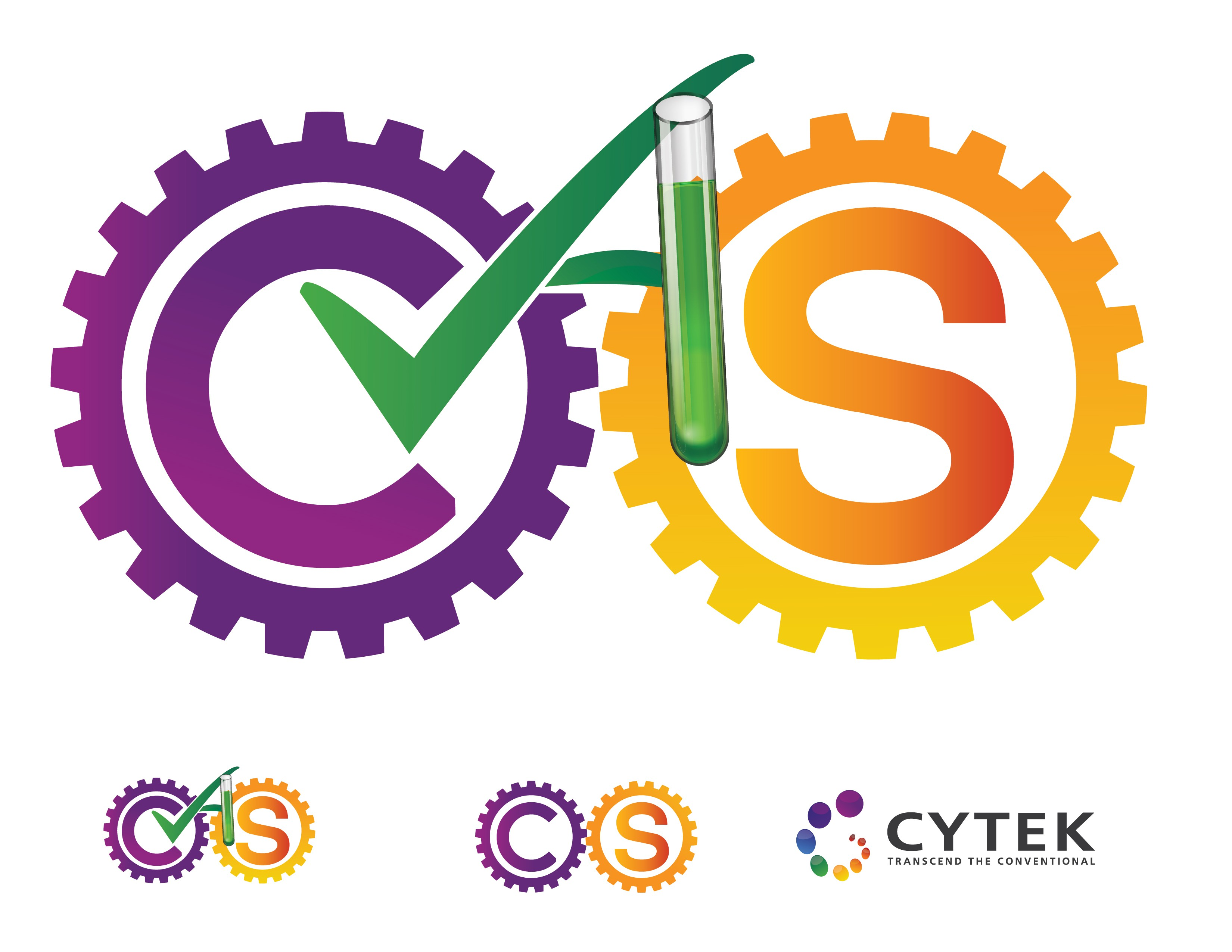 """Cytek CAS """"logo"""""""