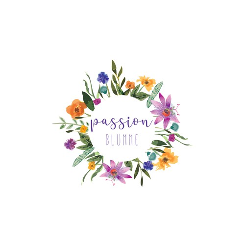 Stylish boho chic logo for up-and-coming ladies fashion brand