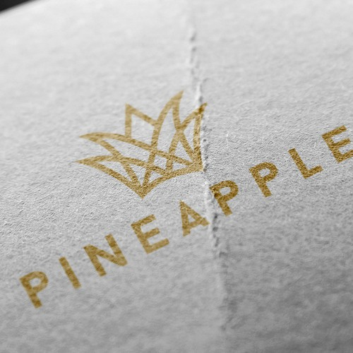 Logo Design for Pineapple Jewelry Line