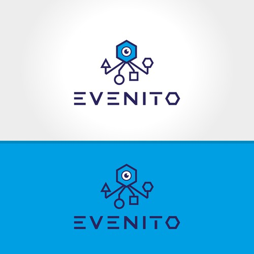 Logo for an Event Software