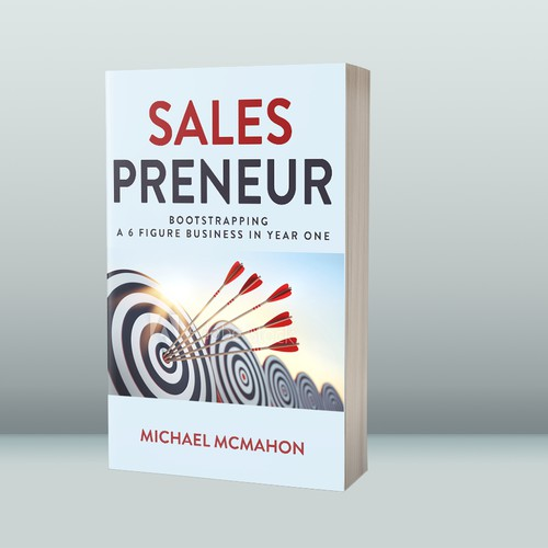 "A new class of entrepreneurs ""Sales-Preneurs"" need a cool book cover!"