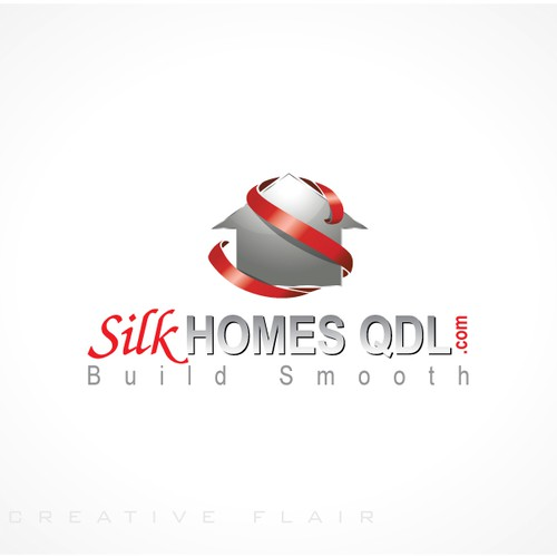 Create the next logo for Silk Homes QLD