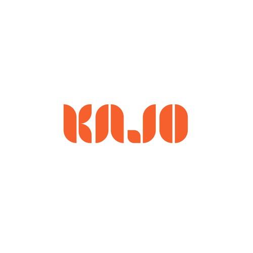 Bold and modern concept for KAJO