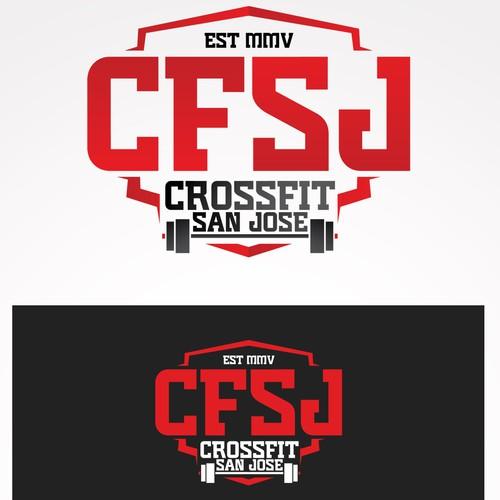 logo for CrossFit San Jose