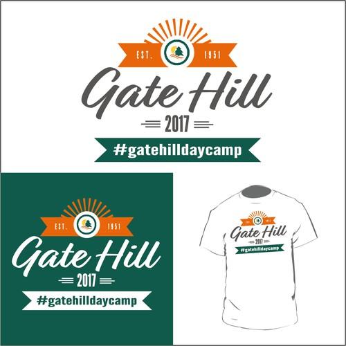 Logo Design / Shirt Design Summer Camp