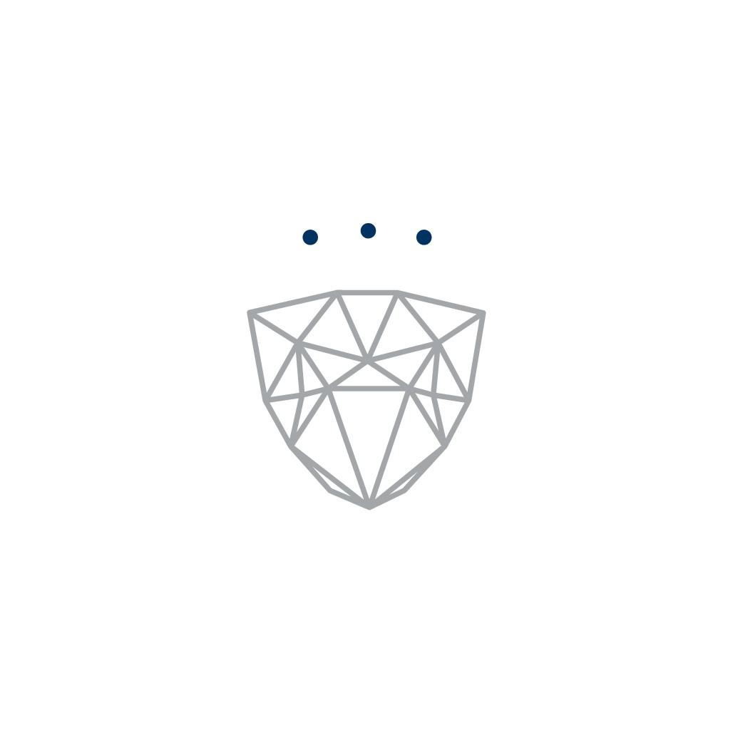 Crystal Gin. Premium luxury spirit needs an identity.