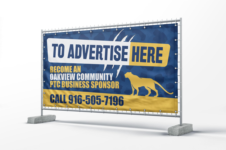 Business Sponsor banner
