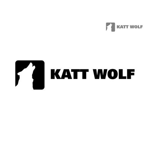 Create the next logo for Katt Wolf