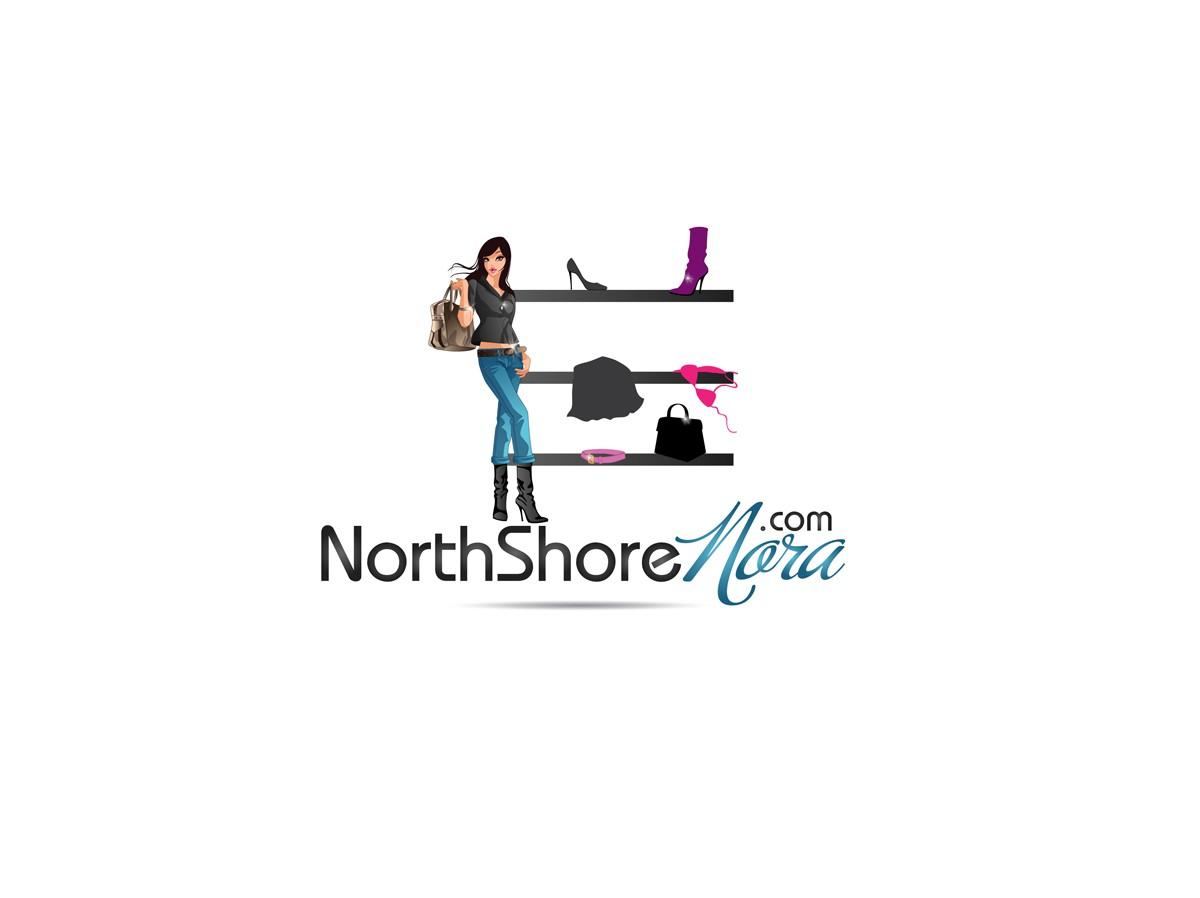 logo for NorthShoreNora.com