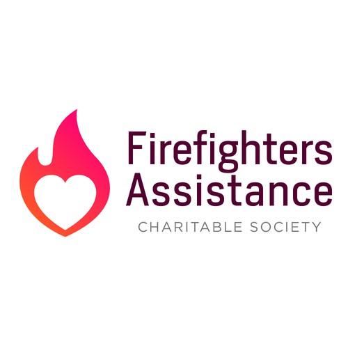 Logo for a charitable society/ Logo para uma sociedade de caridade
