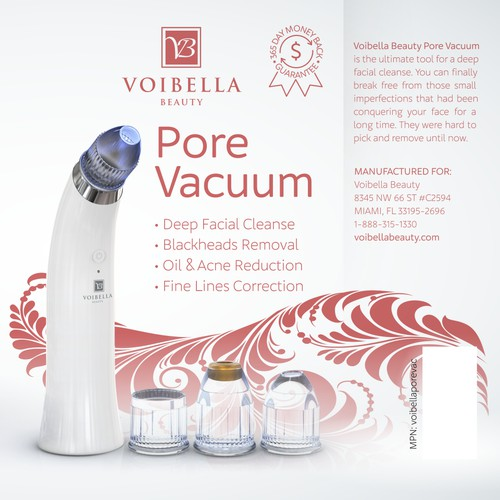 Pore Vacuum Box Design