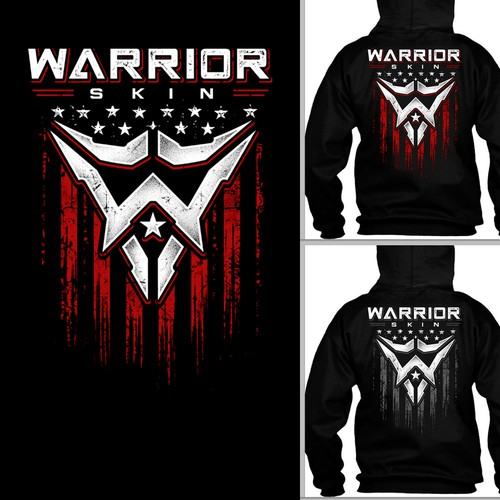 need an edgy, creative, badass T-shirt, sweat shirt / hoodie designs to go with my logo