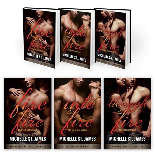 """New York Syndicate"" Series by Michelle St. James"