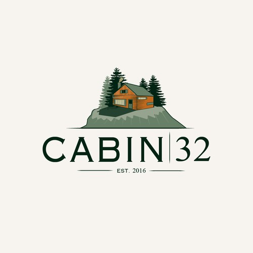 Logo for Cabins in ohio