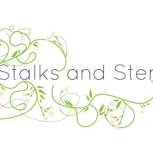 Help Stalks and Stems with a new logo