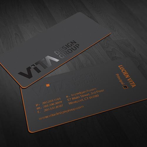 Vita Design Group Business Card