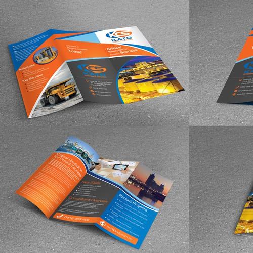 Tri-Fold Brochure for KCS