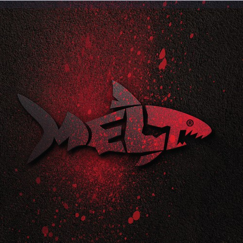 Logo for MELT - Media And Music Agency