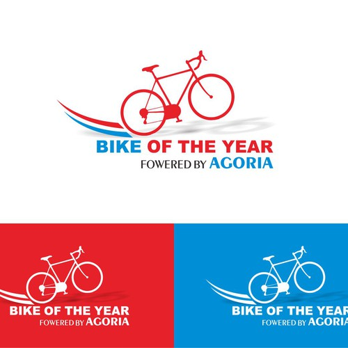 "Create the winning logo for our ""Bike of the year""-campaign!"