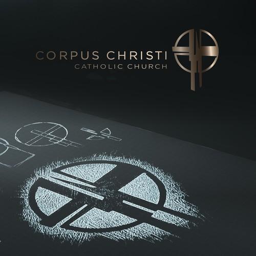 Timeless mark for a US-based Catholic church