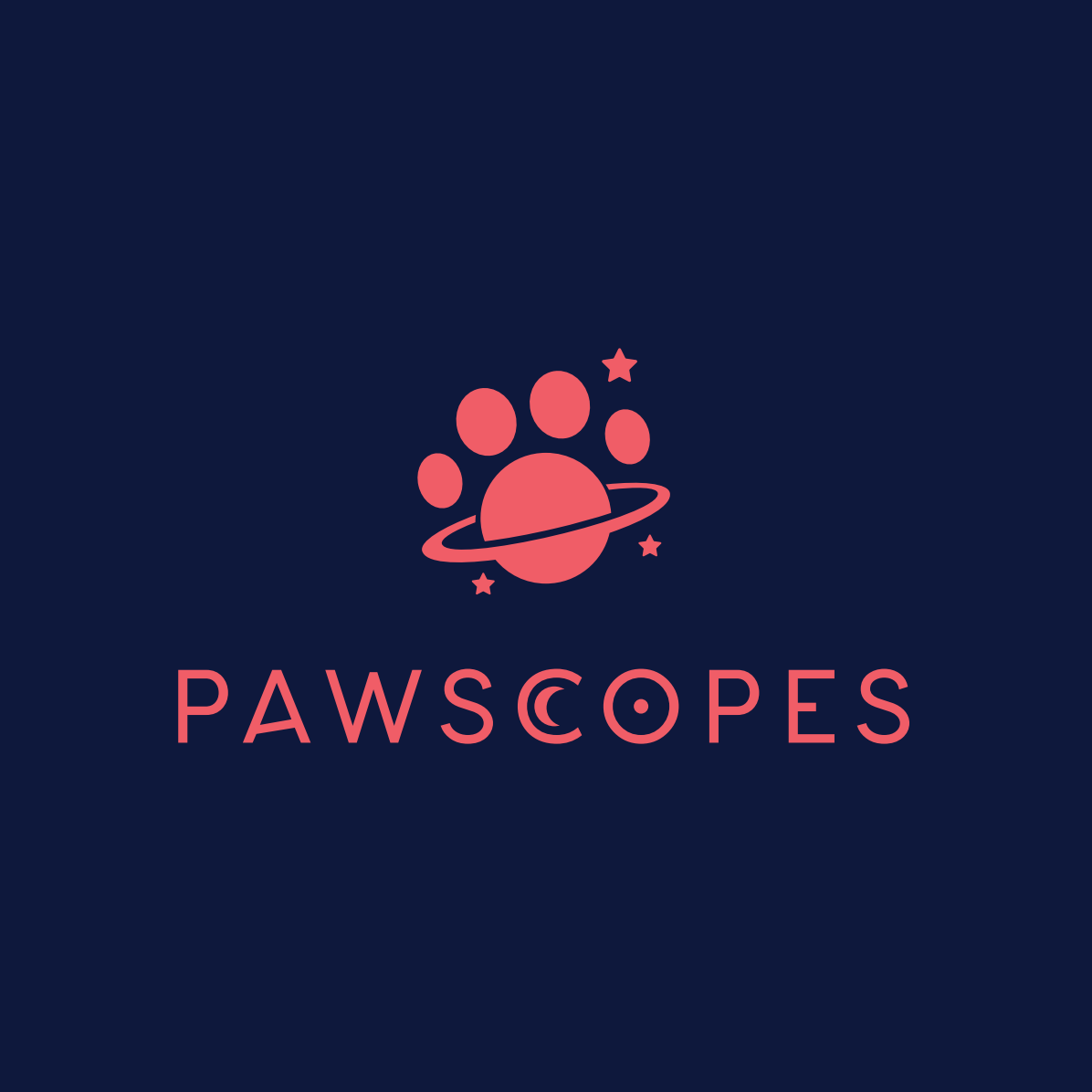 Pawscopes Business Cards