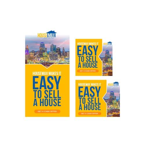 Housemax Banner Ad