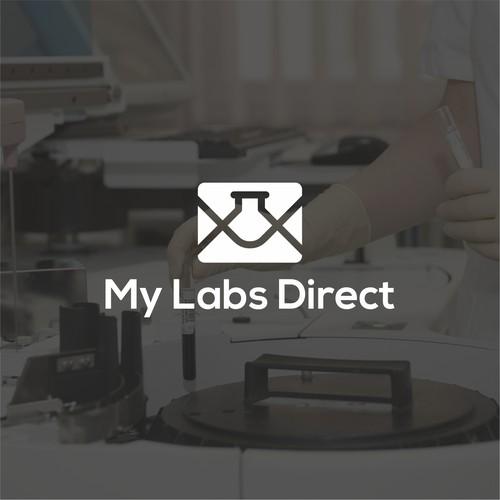 My labs direct logo