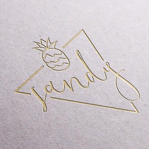 Logo for Sandy Piña