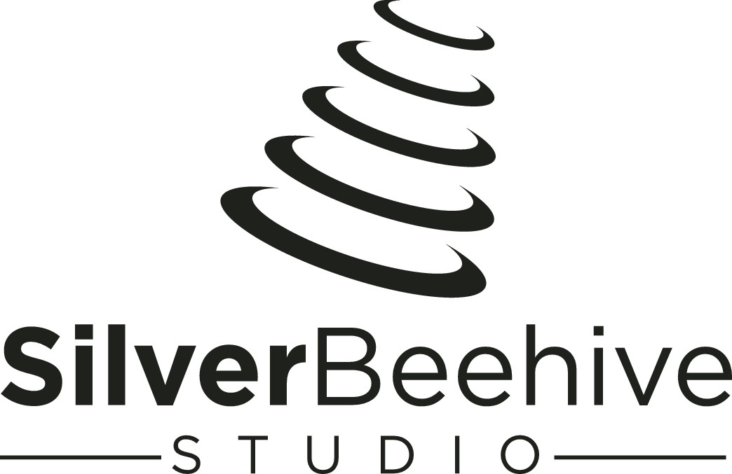 Create an abstracted Silver Beehive Logo!
