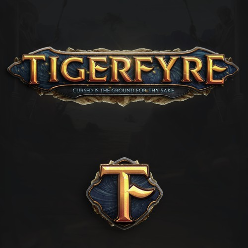 TigerFyre MMORPG Game Logo