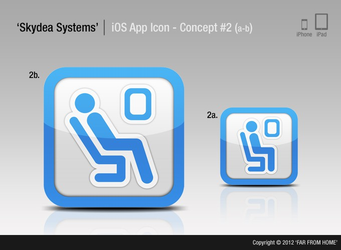 button or icon for Skydea Systems