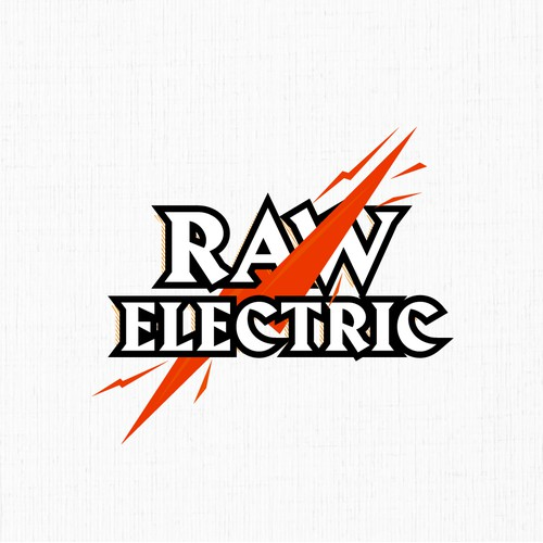 Raw Electric Logo