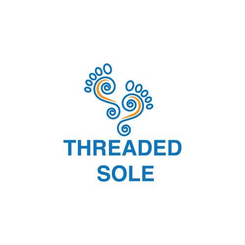 treaded sole