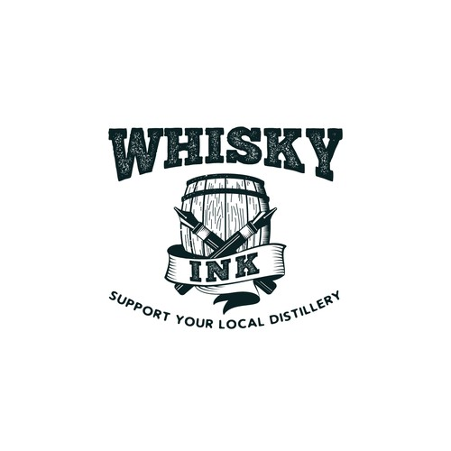 Distillery blog logo