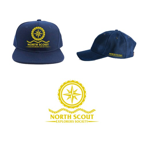 North scout hat