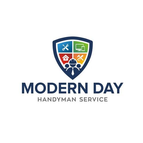Modern Day Handyman Service