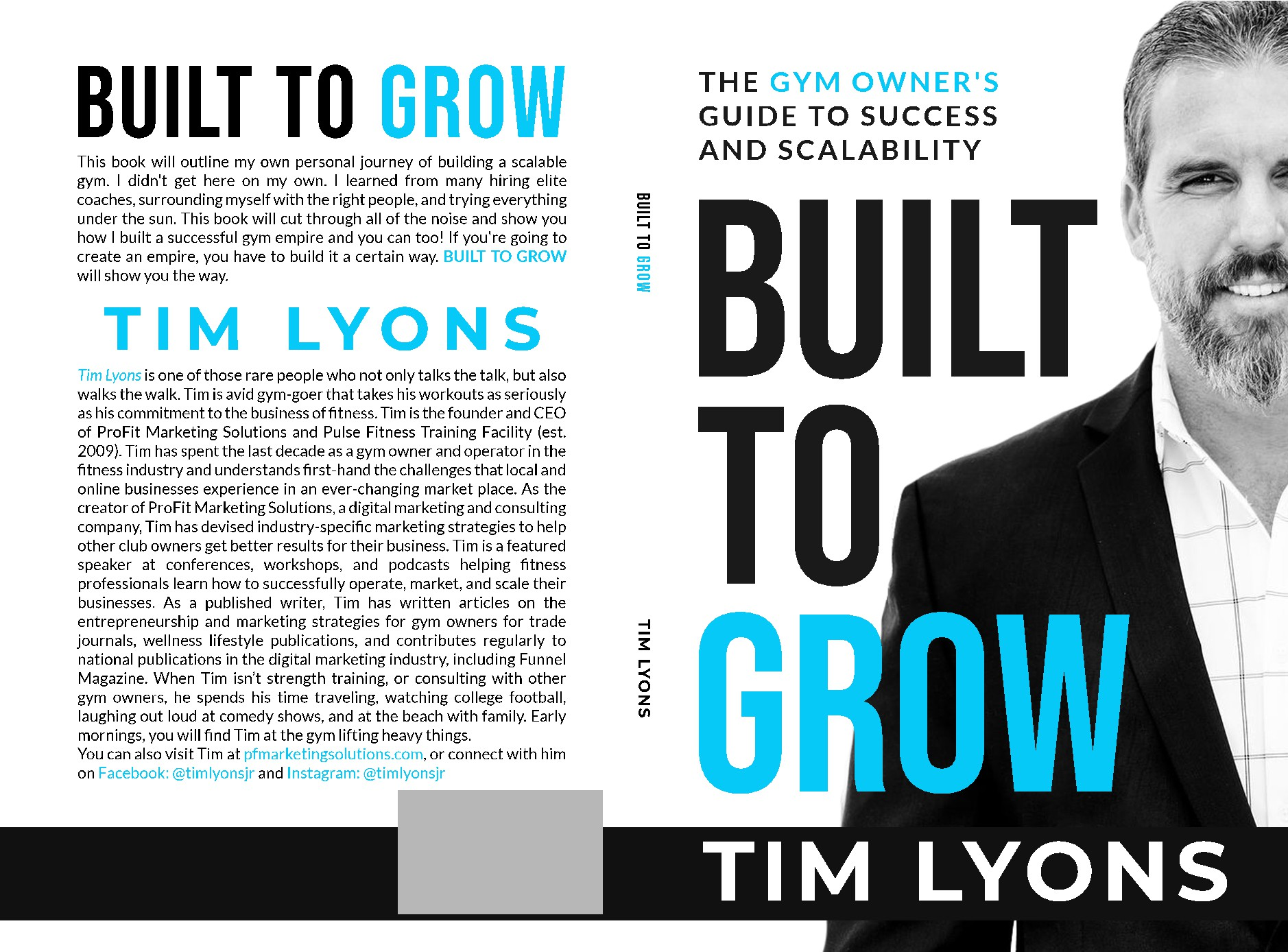 🏋️BUILT TO GROW GYM OWNER'S GUIDE 💪