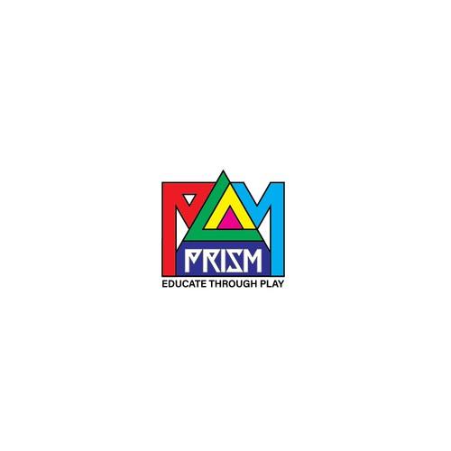 Playful logo for speech pathologist
